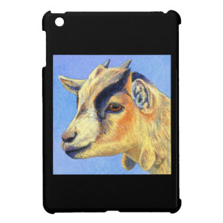 "Pygmy Goat iPad Case - ""Sunny Goat"""