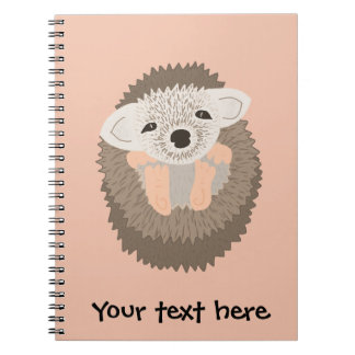Pygmy Hedgehog is SO Cute! Notebooks