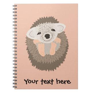 Pygmy Hedgehog is SO Cute! Notebooks