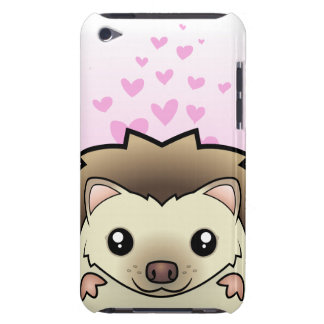 Pygmy Hedgehog Love Barely There iPod Case