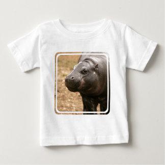 Pygmy Hippo Baby T-Shirt