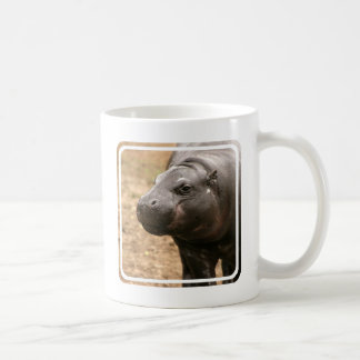 Pygmy Hippo Coffee Mug