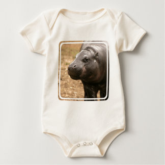 Pygmy Hippo Infant Romper