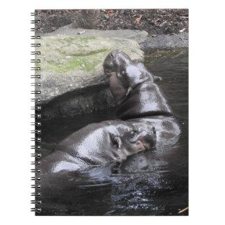 Pygmy Hippo Notebook