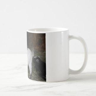 Pygmy Kid Basic White Mug