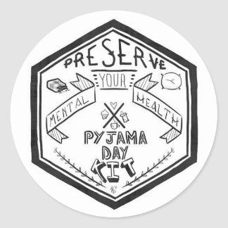 Pyjama Day Kit Labels