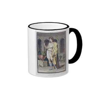 Pylades, costume for 'Andromache' by Jean Racine, Coffee Mugs