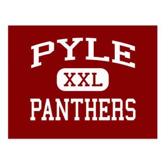 Pyle - Panthers - Middle - Bethesda Maryland Postcard