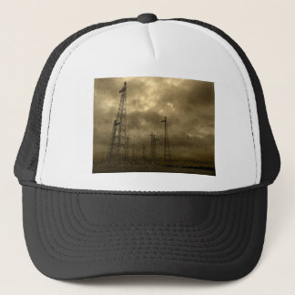 Pylons Trucker Hat