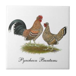 Pyncheon Bantams Tiles