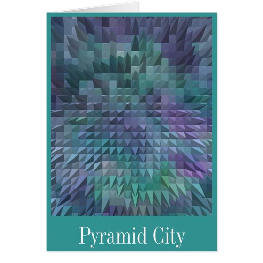 Pyramid City (cards) Card