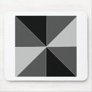 Pyramid Design Mouse Pad