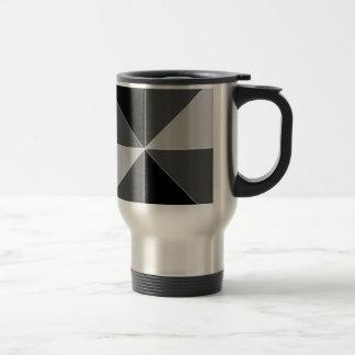 Pyramid Design Travel Mug