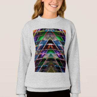 PYRAMID  - Enjoy Healing Energy Spectrum Sweatshirt