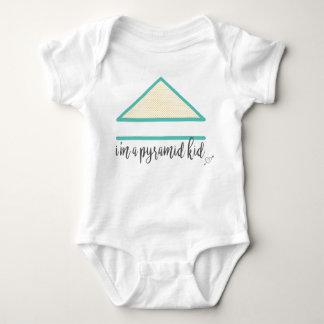 Pyramid Kids Turquoise Shirt