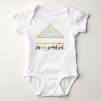 Pyramid Kids Yellow Shirt