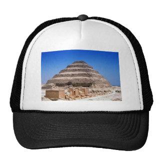 Pyramid of Djoser Mesh Hats
