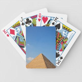 Pyramid of Khufu Bicycle Playing Cards