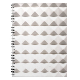 Pyramid Pattern Notebook