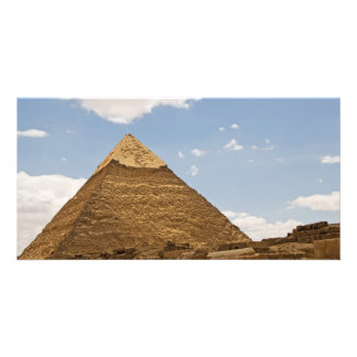 Pyramid Picture Card