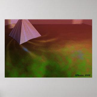Pyramidal Soup Poster