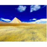 Pyramide Photo Cutout