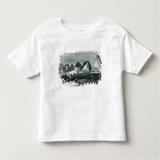 Pyramids of Meroe, on the Nile Toddler T-Shirt