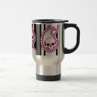 Pyre (Red-Violet) Travel Mug