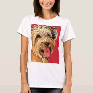 Pyrenean Shepherd Color Block T-Shirt
