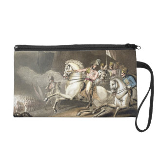 Pyrenees, 28th July 1813, from 'The Victories of t Wristlet Purse