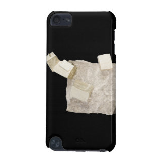 Pyrite Crystals in Shale iPod Touch 5G Cover