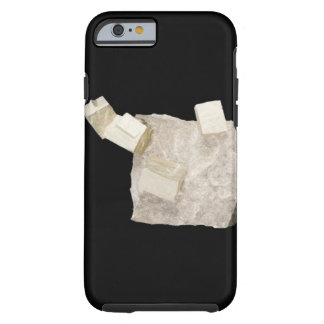 Pyrite Crystals in Shale Tough iPhone 6 Case