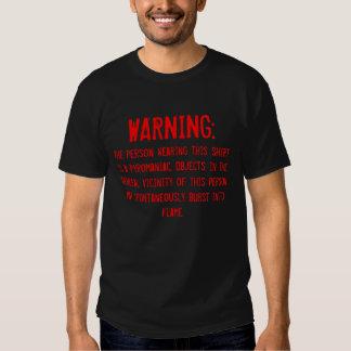 Pyro aleart shirts