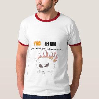 Pyro Central logo T-Shirt