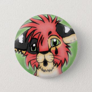 Pyro Cub - Keep me 6 Cm Round Badge