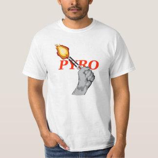 Pyro Tshirt red
