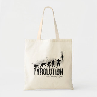 Pyrolution - The Evolution of Pyros Tote Bag