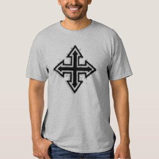 Pyro's Cross T-shirts