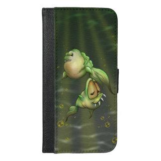 PYROS FISH ALIENS iPhone 6/6s Plus Wallet