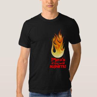 Pyro's Shirt