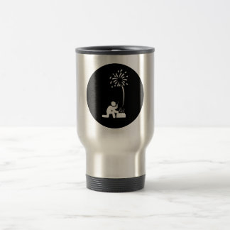 Pyrotechnician Travel Mug