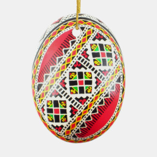 Pysanka Ornament