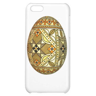 Pysanky Easter Egg 1 iPhone 5C Cover