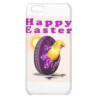 Pysanky Easter Egg & Chick iPhone 5C Covers