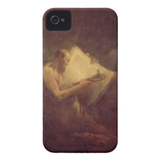 Pythagoras (6th century BC) (oil on canvas) Case-Mate iPhone 4 Cases