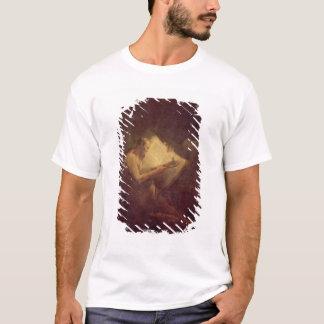 Pythagoras (6th century BC) (oil on canvas) T-Shirt
