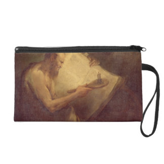 Pythagoras (6th century BC) (oil on canvas) Wristlet