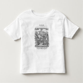 Pythagoras  and Music Toddler T-Shirt