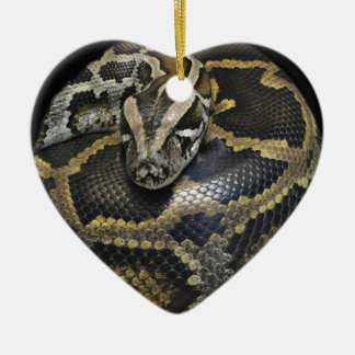 """""""Python"""" design gifts and products Christmas Ornament"""