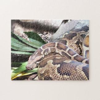 Python Jigsaw Puzzle
